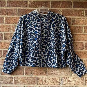 2/$12 in bundle Wild Fable cropped sweatshirt